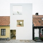 Would you live here? Inhabitat brings us the 'Stark White House'