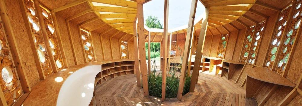 Designing a cob house - House design