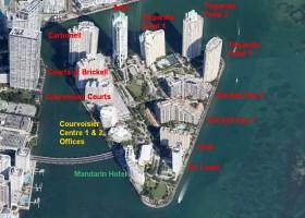 Island map key