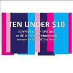 #Avenue3 – Ten Under $10