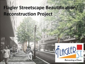 Flagler Streetscape Beautification Miami