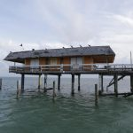 Stiltsville Oct. 21, 2017 Miami Florida