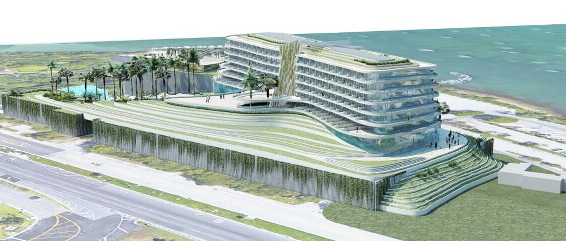 Jungle Island hotel rendering - Jungle Island - MelanieinMiami